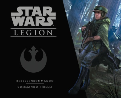 Star Wars: Legion - Rebellenkommandos Einheit