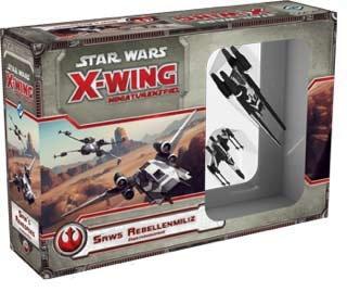Star Wars: X-Wing - Saws Rebellemiliz