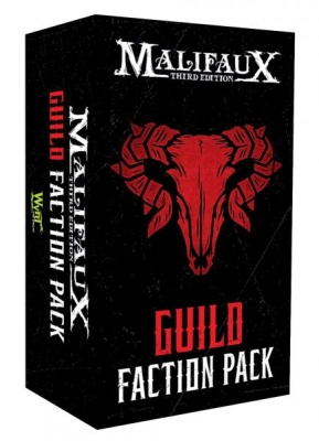 Malifaux (M3E): Guild Faction Pack OOP
