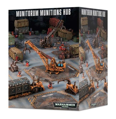 Sector Mechanicus Munitorum Munitions Hub