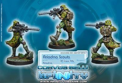 Ariadna Scouts (AP Sniper) (AR)