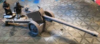 """8,8 cm PaK 43 """"Scheunentor"""" 1:56"""