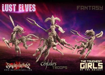 Centaurs Fantasy - TROOPS (LE - FANTASY)