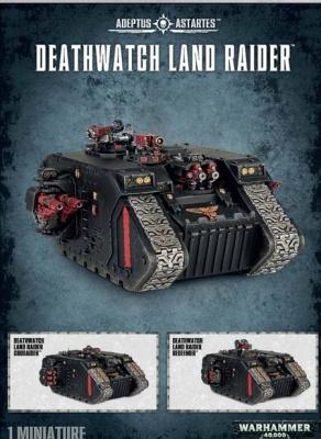 Deathwatch Land Raider MO