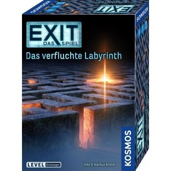 EXIT Das Spiel - Das verfluchte Labyrinth - DE