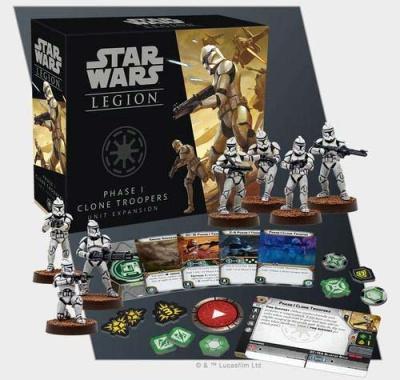 SW: Legion - Klontruppen der Phase 1