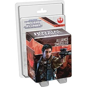 Imperial Assault - Alliance Smuggler Ally Pack