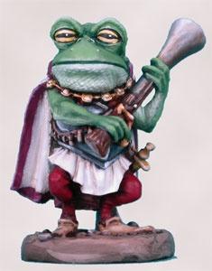 Frog Guard w. Gun