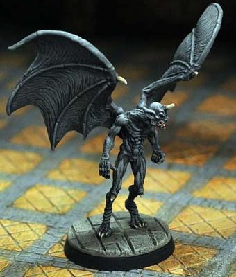 Gargoyle, standing