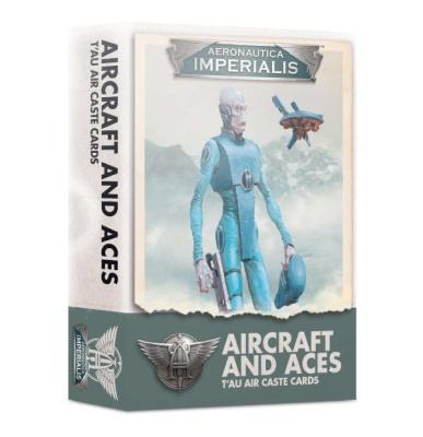 Aeronautica Imperialis: TAU Air Caste Cards