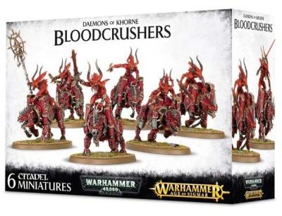 Daemons Of Khorne Bloodcrushers (MO)