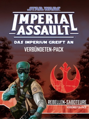 Star Wars: Imperial Assault - Rebellen-Saboteure