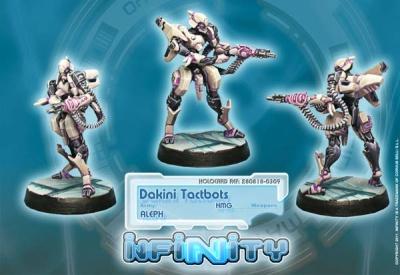 Dakini Tactbots (HMG) (AL)