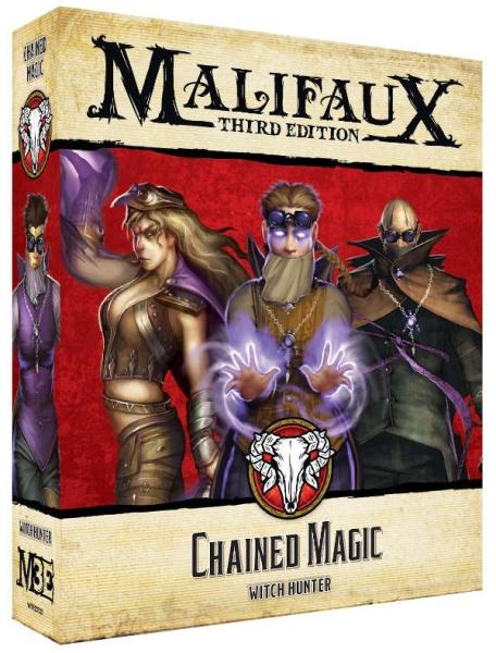Malifaux (M3E): Chained Magic