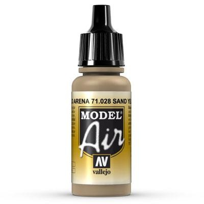 Model Air 028 Sand Yellow