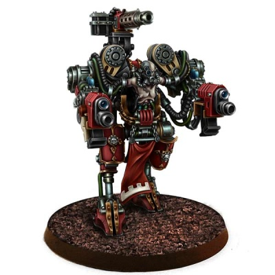 Mechanic Adept Castellan Type Walker (Male)