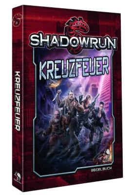 Shadowrun 5: Kreuzfeuer (Softcover) (DINA5)