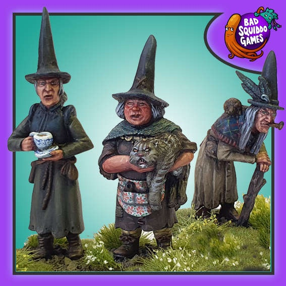 Wizened Witches