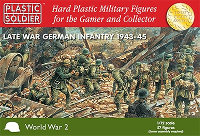 1/72: Late War German Infantry 1943-45 (57)