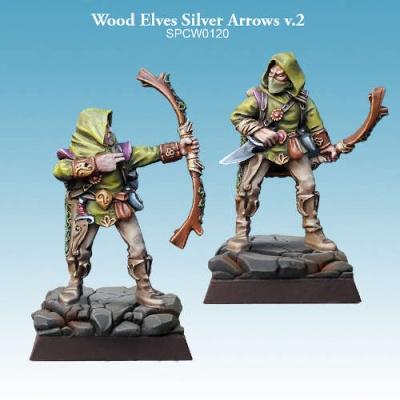 Wood Elves Silver Arrows v.2