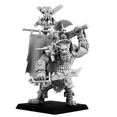 Ork Boss of War