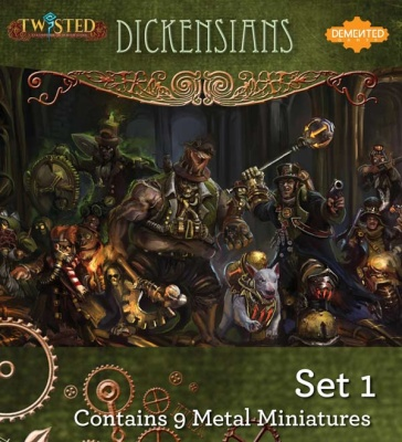 Dickensians Box Set 1