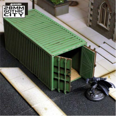 Shipping Container (C)