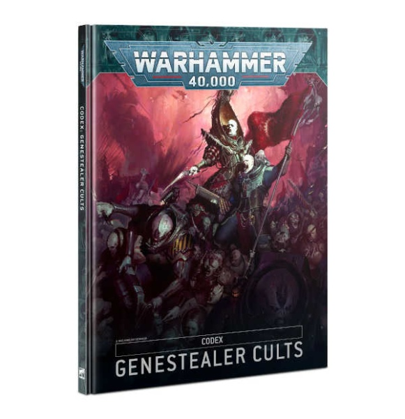 Codex: Genestealer Cults (2019) ENGLISCH