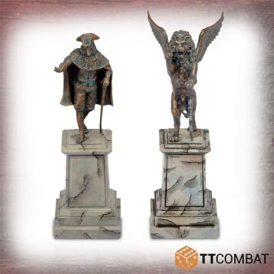 Venetian Statues (2)