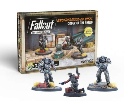Fallout: Wasteland Warfare - Brotherhood: Order of the Shiel