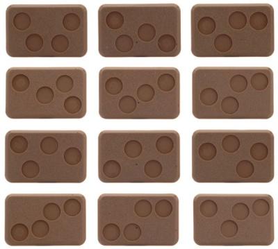 Medium Bases: 4 Holes (28)