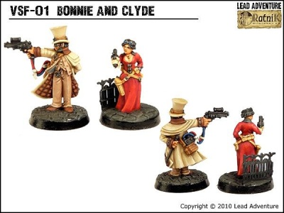Bonnie and Clyde (2)