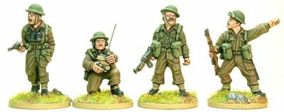 British Infantry Platoon Command (4)