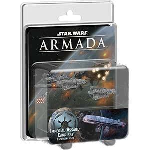 Star Wars: Armada - Imperialer Angriffsträger Erweiterungspa