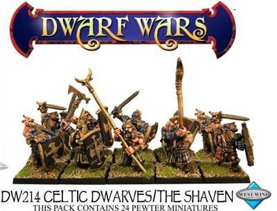 Shaven Infantry (10)