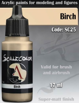 Scalecolor 25 Birch (17ml)