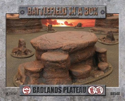 Badlands: Plateau