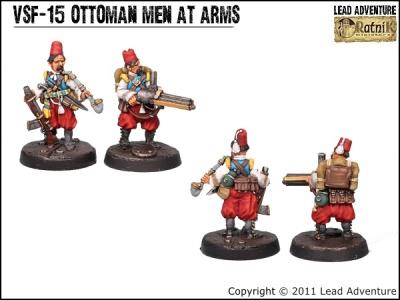 Ottoman Men at Arms (2)
