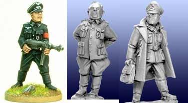 German Officers (3)