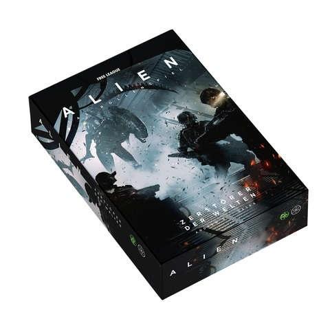 ALIEN: Das Rollenspiel - Zerstörer der Welten - Spielbox