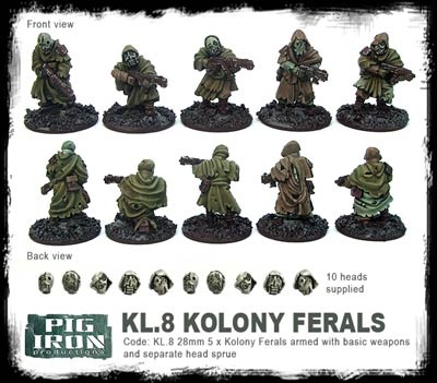 Kolony Ferals and Heads (5)
