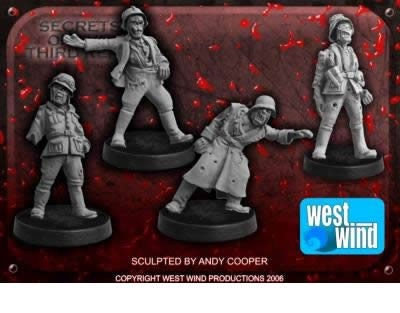 German Zombies (D)