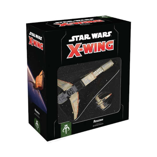 SW: X-Wing 2.Ed. - Reißzahn