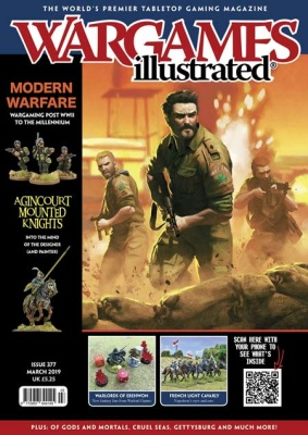 Wargames Illustrated Nr 377