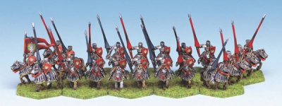 Mounted Knights of the Order (20)