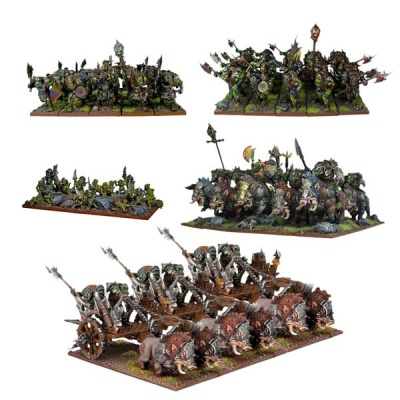 Orc Starter Force (56)