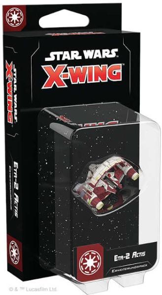 SW: X-Wing 2.Ed. Eta-2 Actis