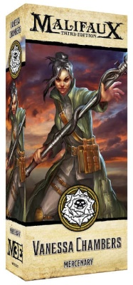 Malifaux (M3E): Alt Vanessa