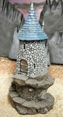 Turm des Magiers