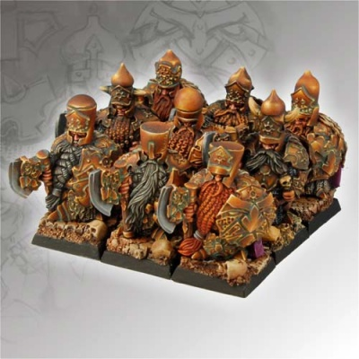 Boyars set of 9 miniatures